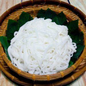 Friske-ris-nudler