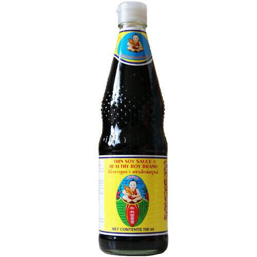 Hb Thin Soy Sauce 700ml 1