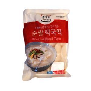 Jongga-Rice-Cake-Sliced-Type-500g