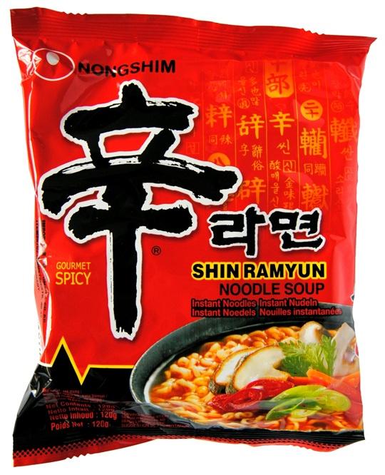 Nongshim-spicy-ramen