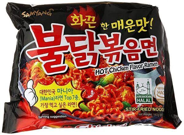 Samyang-spicy-noodles-chicken-flavour