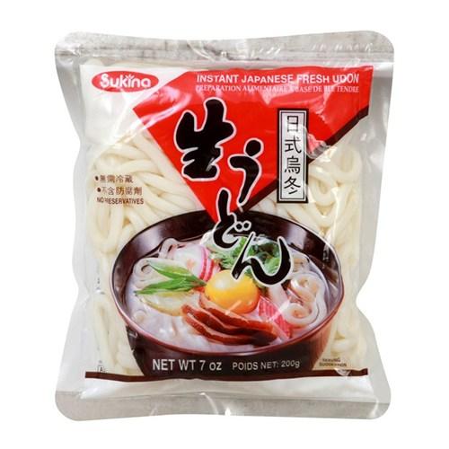 Sukina-Instant-Japanese-Fresh-Udon-Noodles-200gr
