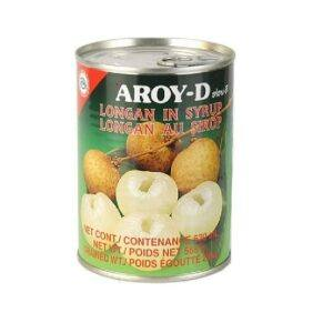 Aroy D Longan In Syrup 565g 1