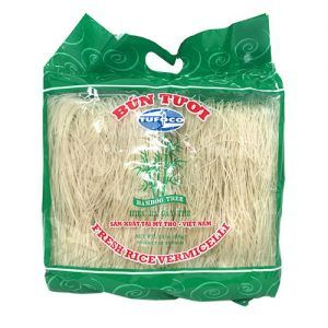 Bamboo Tree Fresh Rice Vermicelli 908gr 1