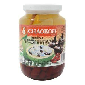 Chaokoh-Coconut-Gel-with-Red-Bean-Water-Chestnut-and-Coconut-Meat-in-Syrup-500g