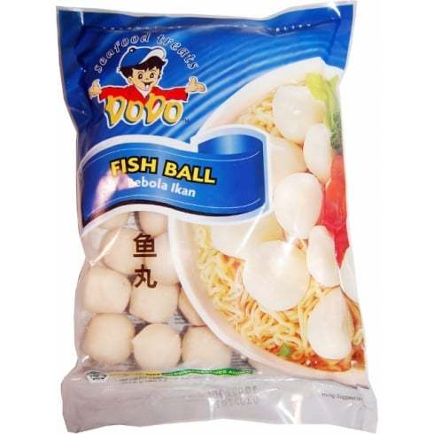 Dodo-Fishball-200gr-500gr