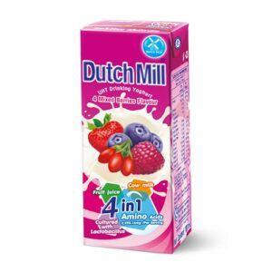 Dutch-mill-Yogurt-drink-with-Mixed-berry-180ml