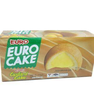 Euro-Custard-Cake