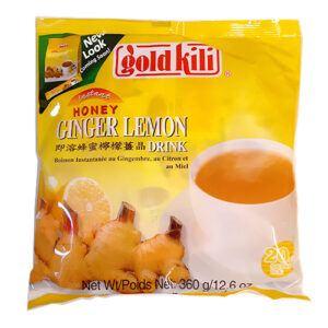 Gold Kili Honey Ginger Lemon Drink 360g 1