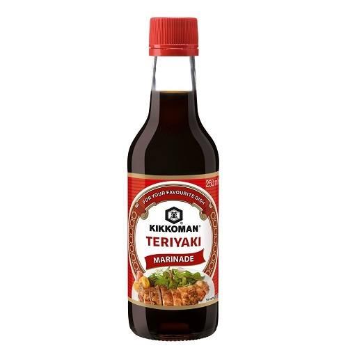 Kikkoman Teriyaki Marinade Sauce 250ml 1