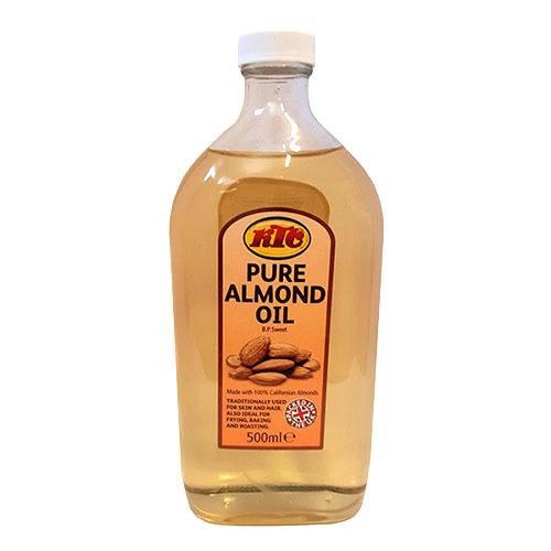 Ktc Pure Almond Oil 500ml 1
