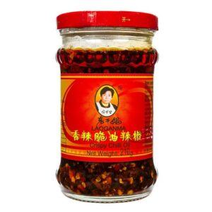 Laoganma Crispy Chilli Oil 210g 1