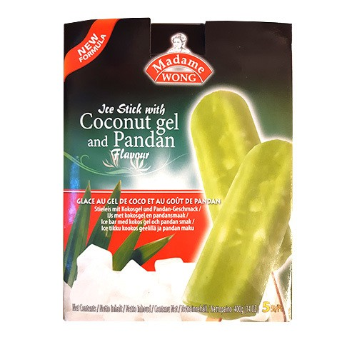 Madame-Wong-Ice-Stick-With-Coconut-gel-and-Pandan-Flavour-5pcs