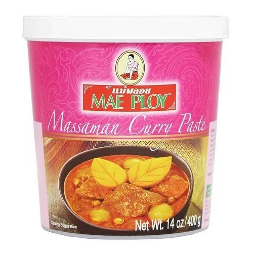 Mae-Ploy-Massaman-Curry-Paste-400gr.