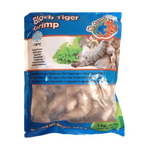 Mr Scampi Black Tiger Shrimp 16 20 1