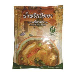 Nittaya-Green-Curry-Paste-1kg