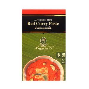 Nittaya Red Curry Paste 50g 1