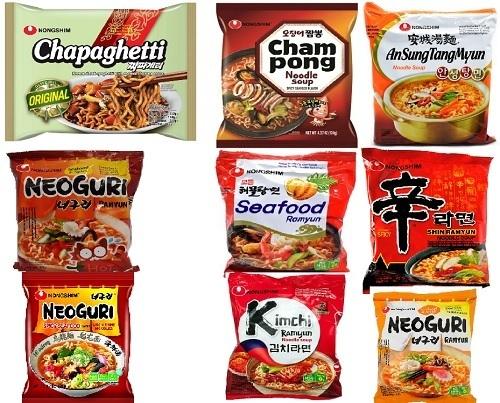 Nongchim-mix