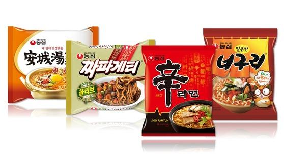 Nongshim-noodles