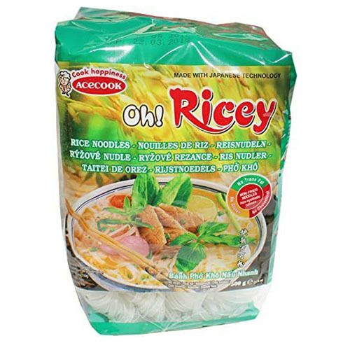 Oh Ricey Vietnamese Rice Noodles 1
