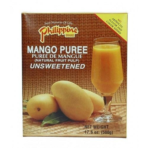 Philippine-Brand-Mango-Puree-Unsweetened-500g