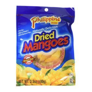 Philippine-Dried-mangoes-100g