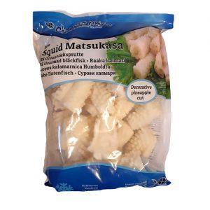 Planet Pride Raw Squid Matsukasa 1kg 1