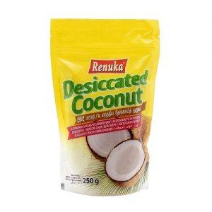 Renuka Desiccated Coconut 250g 1
