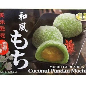Royal Family Coconut Pandan 210gr 2