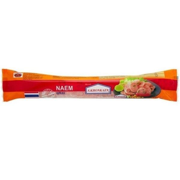 S.Khonkaen-Frozen-Fermented-Sausage-Nem-180g