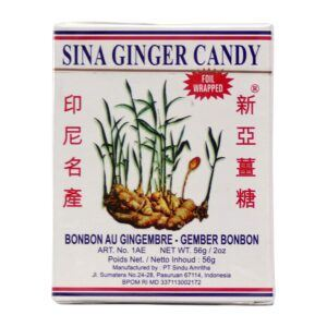 Sina-Ginger-Candy