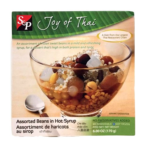 Sp Joy Of Thai Assorted Beans In Hot Syrup 170gr 1