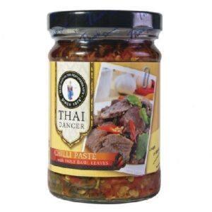 Thai-Dancer-Chili-Paste-with-Holy-Basil-Leaves-200g