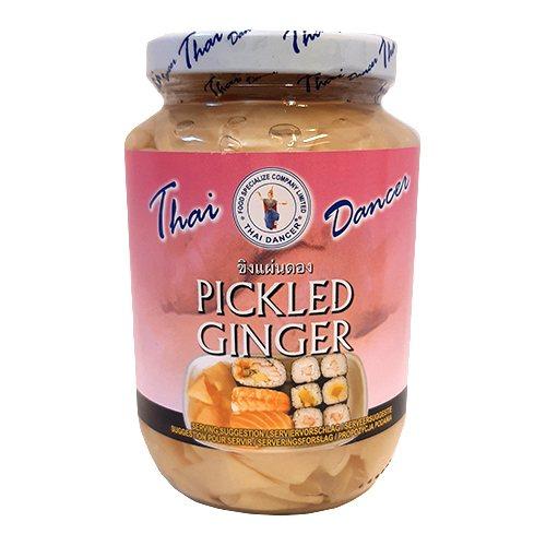 Thai Dancer Pickled Ginger 200g 1