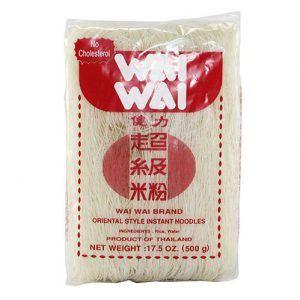Wai Wai Rice Vericelli 500g 1
