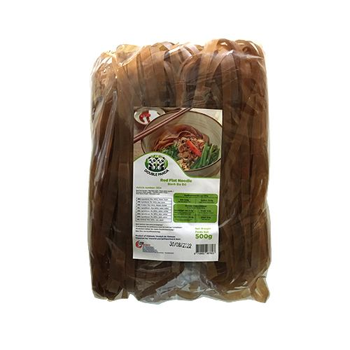 Double-Panda-Red-Flat-Noodle-500g