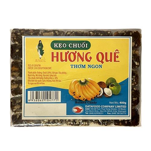 Huong-Que-Banana-Candy-400g