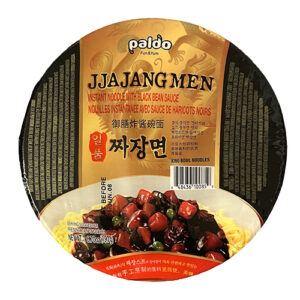Paldo-Jjajangmen-King-Bowl-Instant-Noodles-with-Black-Bean-Sauce-190g