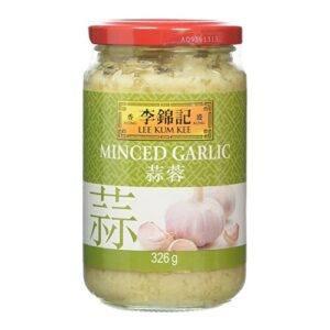 Lee Kum Kee Minced Garlic 326g 1