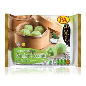 PA-Mini-Steam-Bun-Pandan-Coconut-270g-9pcs