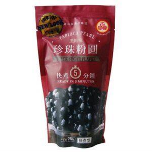 Wufuyuan-tapioca-pearl-black-sugar-flavor-250g