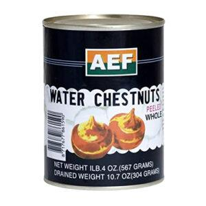 Aef Water Chestnuts 567gr 3
