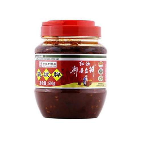 jiuanfei-broad-bean-paste-with-chilli-oil-500gr