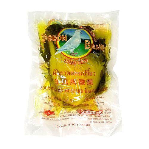 pigeon-brand-sour-pickled-mustard-greens-half-in-brine-350g