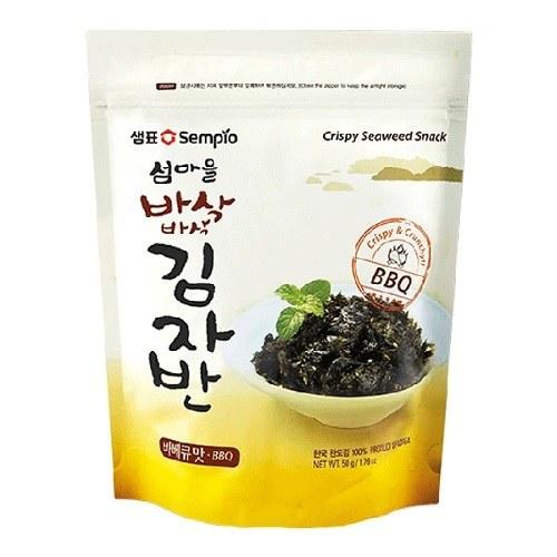 sempio-kim-ja-ban-crispy-seaweed-snack-seasoned-bbq-50gr