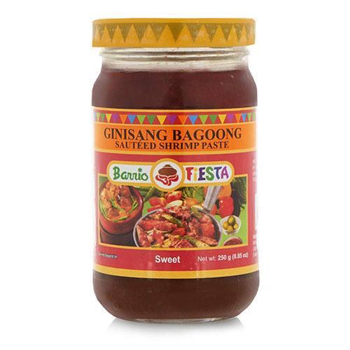 barrio-fiesta-ginisang-bagoong-sauteed-shrimp-paste-sweet-250gr