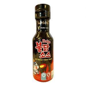Samyang Buldak Hot Chicken Flavour Sauce Original Spicy 200g 1
