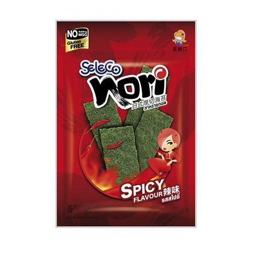 seleco-seaweed-snack-crispy-spicy-36g